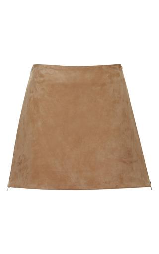 Medium jonathan saunders brown debbie skirt 2