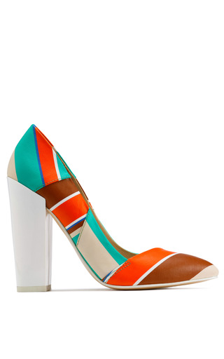Medium ostwald helgason multi orange lyndi pump