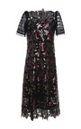 Sequined Guipure Lace Dress by MARC JACOBS Now Available on Moda Operandi