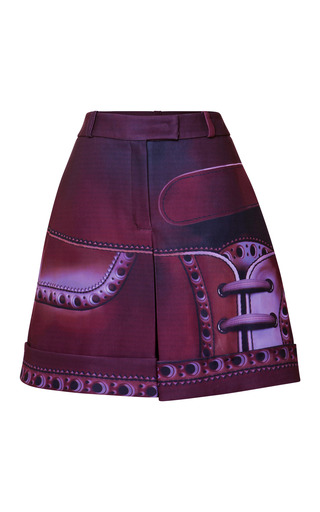 Medium mary katrantzou darbanvy shorts