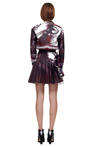 Godiva Skirt by MARY KATRANTZOU for Preorder on Moda Operandi