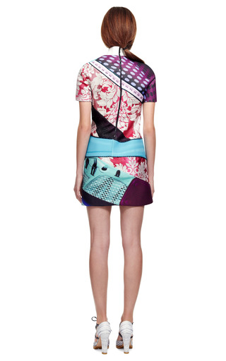 Quixote Dress by MARY KATRANTZOU for Preorder on Moda Operandi