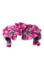 Faby Hola Cropped Ruffle Jacket by MARY KATRANTZOU for Preorder on Moda Operandi