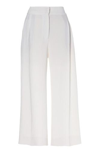 Courtney 3/4 Trouser by EMILIA WICKSTEAD for Preorder on Moda Operandi