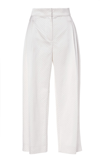 Medium emilia wickstead off white courtney 34 trouser 2