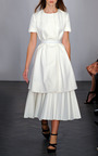 Karina Dress Coat by EMILIA WICKSTEAD Now Available on Moda Operandi