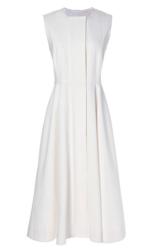 Medium emilia wickstead white madaline dress