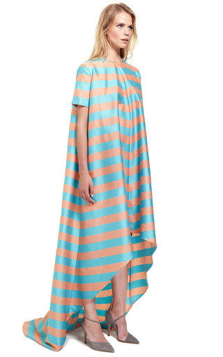 Mariee Short Sleeve Dress by EMILIA WICKSTEAD for Preorder on Moda Operandi