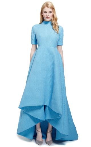 Short Sleeve Miranda Dress by EMILIA WICKSTEAD for Preorder on Moda Operandi