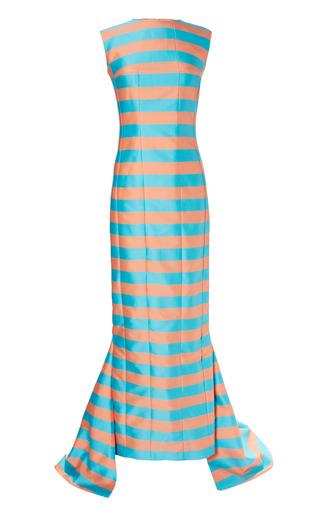 Medium emilia wickstead stripe tallulah belle dress