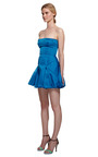 Duchess Satin Party Dress by NINA RICCI for Preorder on Moda Operandi