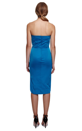 Duchess Satin Dress by NINA RICCI for Preorder on Moda Operandi