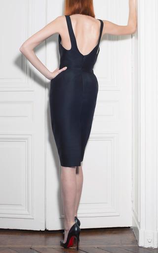 Bather Back Tulip Dress by MARTIN GRANT for Preorder on Moda Operandi
