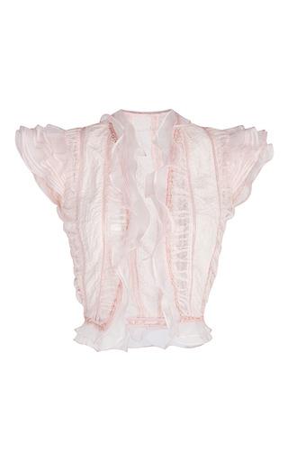 Medium isabel marant pink light pink qris jacket