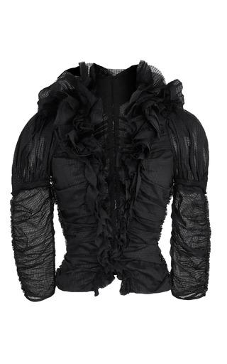 Medium isabel marant black black lasia jacket