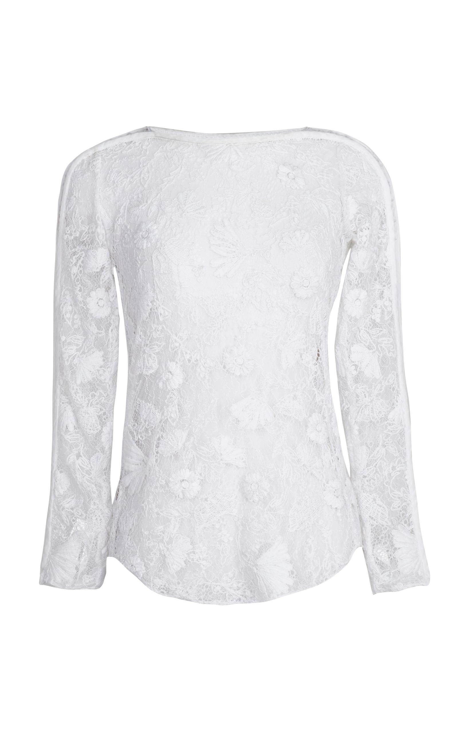 Mora top - White Isabel Marant Cheap Sale Buy Sale Pick A Best PjySMlH5