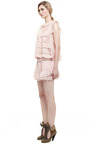Antique Pink Ojima Top by ISABEL MARANT for Preorder on Moda Operandi