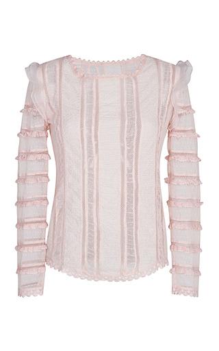 Medium isabel marant pink light pink quena top