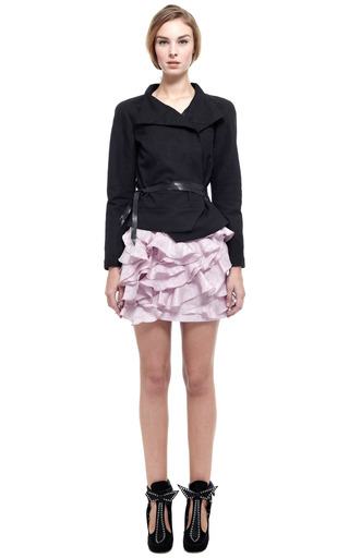 Lilac Yumi Skirt by ISABEL MARANT for Preorder on Moda Operandi