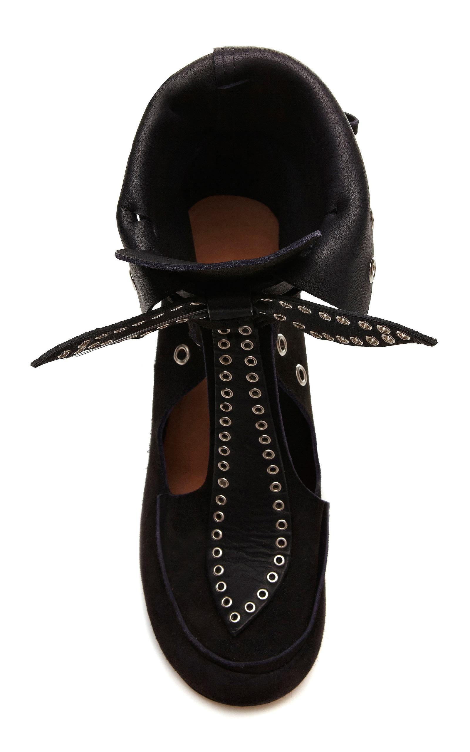 5a98928e196 Isabel MarantMilla Bow Tie Loafer Heel. CLOSE. Loading. Loading