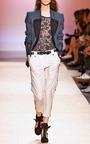 Ecru Beatrix Pant by ISABEL MARANT for Preorder on Moda Operandi