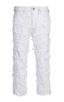 White Gabin Pant by ISABEL MARANT for Preorder on Moda Operandi