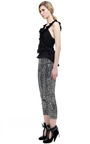 Faded Black Carly Pant by ISABEL MARANT for Preorder on Moda Operandi