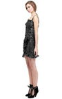 Silver Becky Dress by ISABEL MARANT for Preorder on Moda Operandi