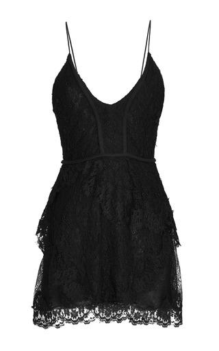 Medium isabel marant black black melva dress
