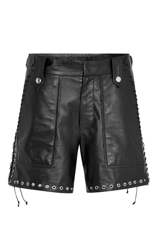 Medium isabel marant black black brodie short