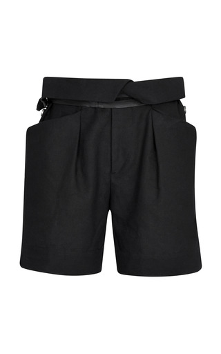 Medium isabel marant black black devi short