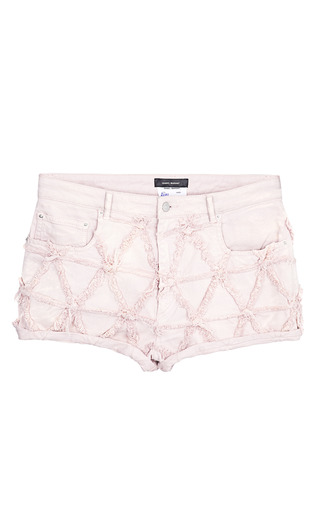 Medium isabel marant pink light pink gustave short