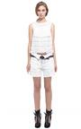 White Izard Short by ISABEL MARANT for Preorder on Moda Operandi