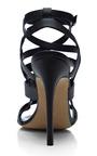 M'o Exclusive: + Antonio Berardi Tallyho Leather Sandals by RUPERT SANDERSON Now Available on Moda Operandi