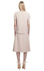 Multi Petal A Line Skirt by CHRISTOPHER KANE for Preorder on Moda Operandi