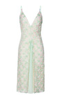Plasma Lace Pleat Front Cami Dress by CHRISTOPHER KANE for Preorder on Moda Operandi