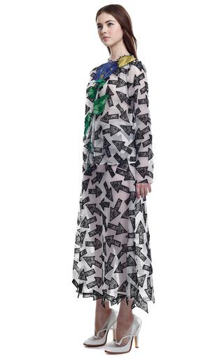 Random Arrow Jacket by CHRISTOPHER KANE for Preorder on Moda Operandi