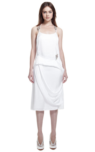 Slinky Drape Skirt by CHRISTOPHER KANE for Preorder on Moda Operandi