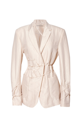Techno Croc Clip Jacket by CHRISTOPHER KANE for Preorder on Moda Operandi