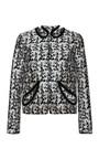 Plasma Petal Pocket Jacket by CHRISTOPHER KANE for Preorder on Moda Operandi