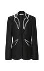 Oversize Double Petal Lapel Jacket by CHRISTOPHER KANE for Preorder on Moda Operandi