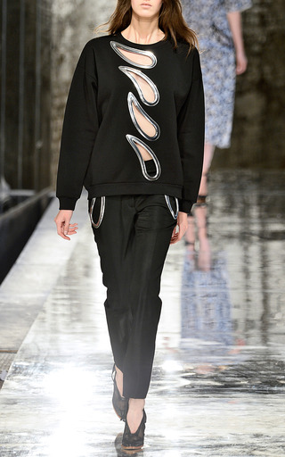 Petal Pocket Trouser by CHRISTOPHER KANE for Preorder on Moda Operandi