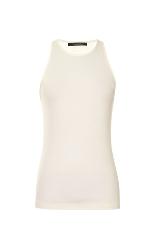 Medium thakoon white mo exclusive skinny tank