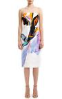 Clean Strapless Dress by JOSH GOOT for Preorder on Moda Operandi