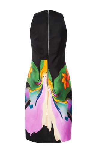 Clean Raglan Cut Away Dress by JOSH GOOT for Preorder on Moda Operandi