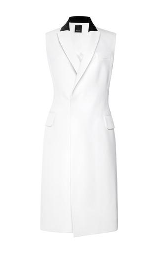 Tuxedo Tailoring Sleeveless Coat Dress by Josh Goot | Moda Operandi