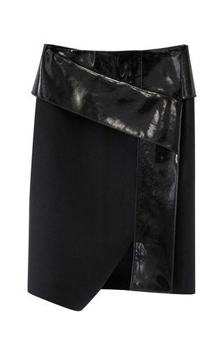 Orbit Pencil Skirt by DION LEE for Preorder on Moda Operandi