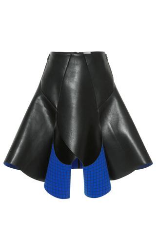 Medium dion lee navy cycle loop skirt