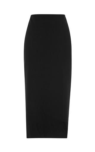 Medium dion lee black piece bond skirt 2