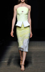 Cycle Organza Skirt by DION LEE for Preorder on Moda Operandi